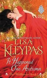 It Happened One Autumn : Friday Harbor Series : Book 2 - Lisa Kleypas
