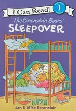 The Berenstain Bears' Sleepover : I Can Read Series : Level 1 - Jan Berenstain
