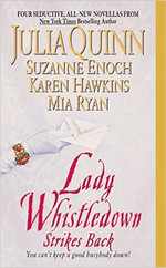 Lady Whistledown Strikes Back - Julia Quinn