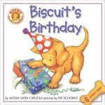 Biscuits Birthday - Alyssa Satin Capucilli