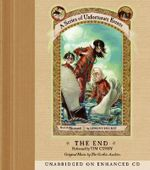 The End : Series of Unfortunate Events (HarperCollins Audio) - Lemony Snicket