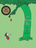 The Giving Tree [With CD] : 40th Anniversary - Shel Silverstein