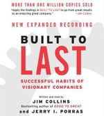 Built to Last CD : Built to Last CD - James C. Collins