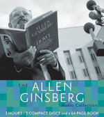 Allen Ginsberg Poetry Collection : Allen Ginsberg CD Poetry Collection [With Booklet] - Allen Ginsberg