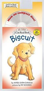 Biscuit : Biscuit Book and CD [With CD] - Alyssa Satin Capucilli