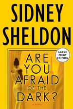 Are You Afraid of the Dark? LP - Sidney Sheldon