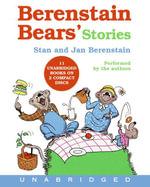 Berenstain Bear's Stories : Berenstain Bear's Stories CD - Stan Berenstain
