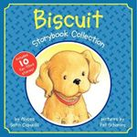 Biscuit Storybook Collection - Alyssa Satin Capucilli
