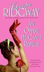 An Offer He Can't Refuse - Christie Ridgway