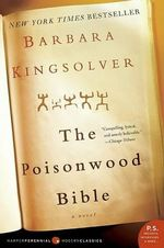 The Poisonwood Bible - Barbara Kingsolver