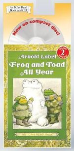 Frog and Toad All Year Around : I Can Read! - Level 2 - Arnold Lobel