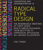 Radical Type Design - Teal Triggs