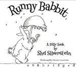Runny Babbit : A Billy Sook - Shel Silverstein