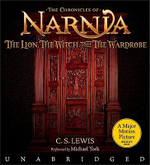 The Lion, the Witch and the Wardrobe Movie Tie-in Edition CD : Unabridged - C. S. Lewis