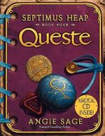 Queste : Septimus Heap Series : Book 4 - Angie Sage