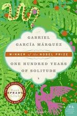One Hundred Years of Solitude : Oprah's Book Club - Gabriel Garcia Marquez