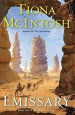 Emissary : Percheron Saga - Fiona McIntosh
