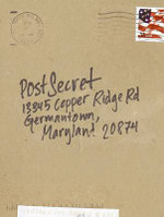 Postsecret : Extraordinary Confessions from Ordinary Lives