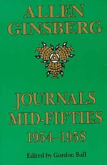 Journals : 1954-1958 - Allen Ginsberg