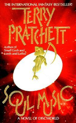 Soul Music : Discworld Novels (Paperback) - Terry Pratchett