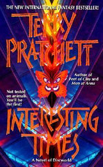 Interesting Times : Discworld Novels (Paperback) - Terry Pratchett