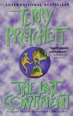 The Last Continent : Discworld Novels (Paperback) - Terry Pratchett