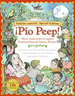Pio Peep : Rimas Tradicionales en Espanol [With CD (Audio)] - Alma Flor Ada