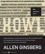 Howl : Original Draft Facsimile - Allen Ginsberg