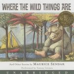 Where the Wild Things Are : In the Night Kitchen, Outside Over There, Nutshell Library, Sign on Rosie's Door, Very Far Away - Maurice Sendak