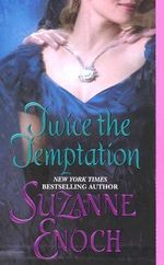 Twice the Temptation : Avon Romance - Suzanne Enoch