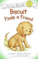Biscuit Finds a Friend with CD - Alyssa Satin Capucilli