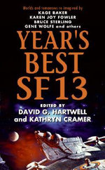 Year's Best SF 13 : Year's Best SF (Science Fiction) - David G. Hartwell