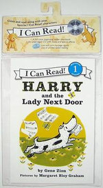 Harry and the Lady Next Door : I Can Read! - Level 1 (Quality) - Gene Zion