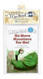 No More Monsters for Me! : I Can Read! - Level 1 (Quality) - Peggy Parish