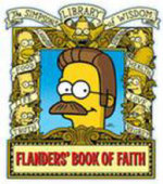 Flanders' Book of Faith : Library of Wisdom Ser. - Matt Groening