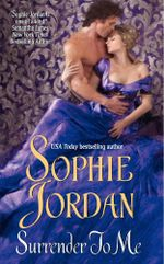 Surrender to Me - Sophie Jordan