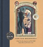 The Bad Beginning : Series of Unfortunate Events (Paperback) - Lemony Snicket