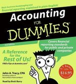 Accounting for Dummies - John A Tracy