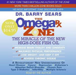 The Omega RX Zone Low Price CD : The Omega RX Zone Low Price CD - Dr Barry Sears