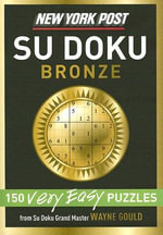 New York Post Bronze Su Doku