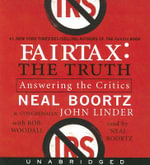 Fairtax: The Truth : Answering the Critics - Neal Boortz
