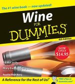 Wine for Dummies : For Dummies - Ed McCarthy