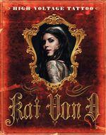 High Voltage Tattoo - Kat Von D.