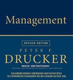 Management - Peter F Drucker