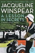 A Lesson in Secrets : P.S. (Paperback) - Jacqueline Winspear