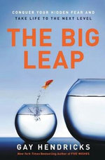 The Big Leap : Conquer Your Hidden Fear and Take Life to the Next Level - Gay Hendricks