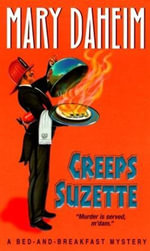 Creeps Suzette : Bed-and-Breakfast Mysteries - Mary Daheim
