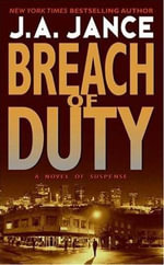 Breach of Duty : J. P. Beaumont Novel - J. A. Jance