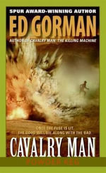 Cavalry Man : Powder Keg - Ed Gorman