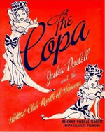 The Copa : Jules Podell and the Hottest Club Nort - Mickey Podell-Raber